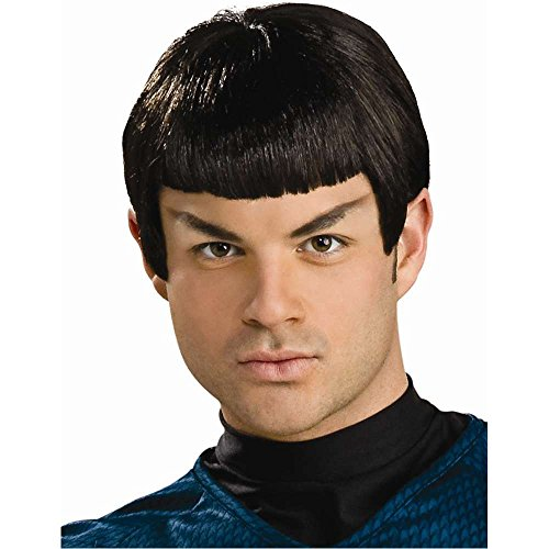 Spock Wig Costume Accessory -