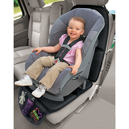 Summer Infant Elite DuoMat for Car Seat, Black by Summer Infant (Image #4)