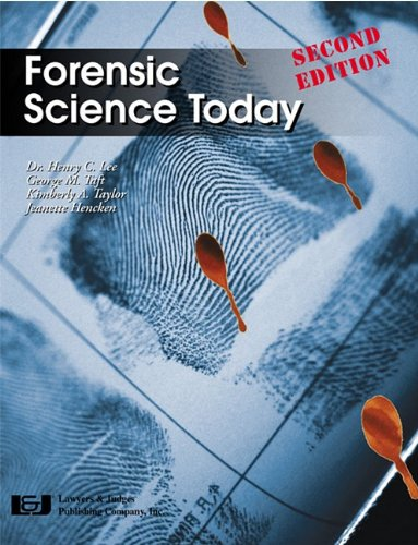 Forensic Science Today Teachers Edition, Second Edition