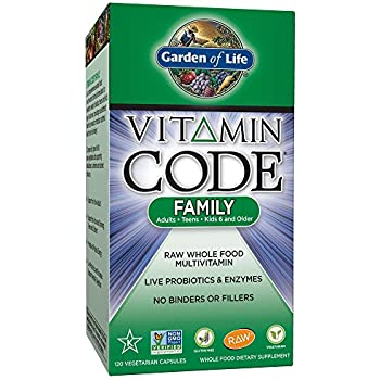 Amazon Com Garden Of Life Multivitamin For Men Vitamin