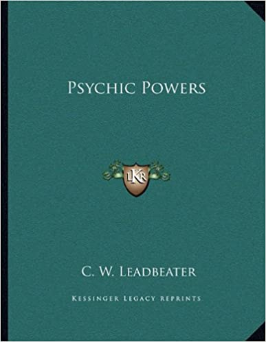 Book Psychic Powers
