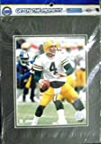 Autograph Warehouse 82999 Brett Favre 8 x 10 Photo Matted Green Bay Packers Image No .1