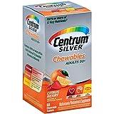 Centrum Silver Tablets Chewables Citrus Berry 60 Tablets For Sale