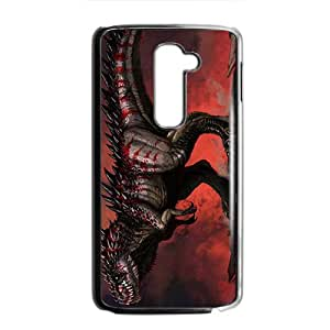 Scary Creative Dinosaur Hot Seller High Quality Case Cove For LG G2