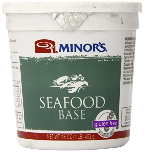 Base Stock - Minor's Seafood Base, 16 Ounce