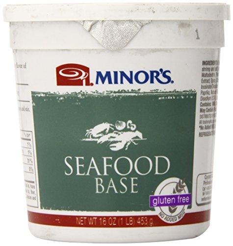 Minor's Seafood Base, 16 Ounce