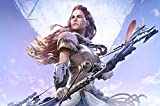 "CGC Huge Poster - Horizon Zero Dawn Aloy Frozen Wild PS4 GLOSSY FINISH - OTH710 (24"" x 36"" (61cm x 91.5cm))"