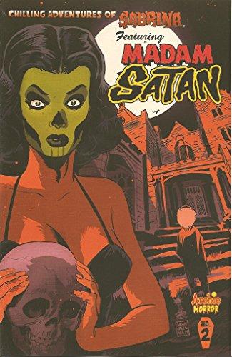 Chilling Adventures of Sabrina #2 Madam Satan Cover Edition Comic Book (June 2015)