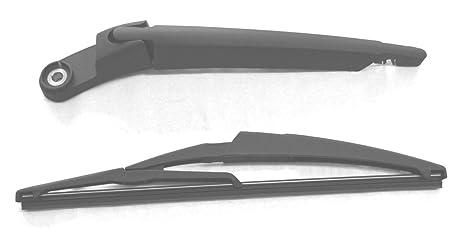 Limpiaparabrisas trasero y brazo del limpiaparabrisas RA655