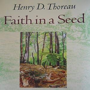 Faith in a Seed Audiobook