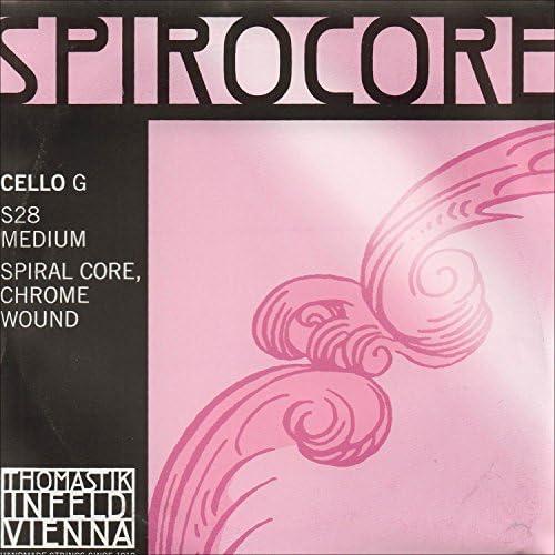 Thomastik-Infeld Spirocore 4/4 Cello G String - Chromesteel/Steel - Medium Gauge