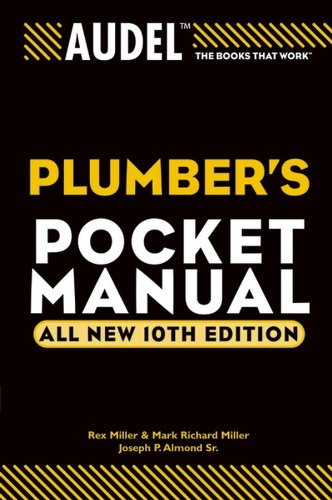 Read Online Audel Plumbers Pocket Manual ebook