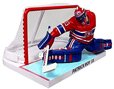"Patrick Roy (Montreal Canadiens) Goalie with Net 6"" Figure ONLY 2350"