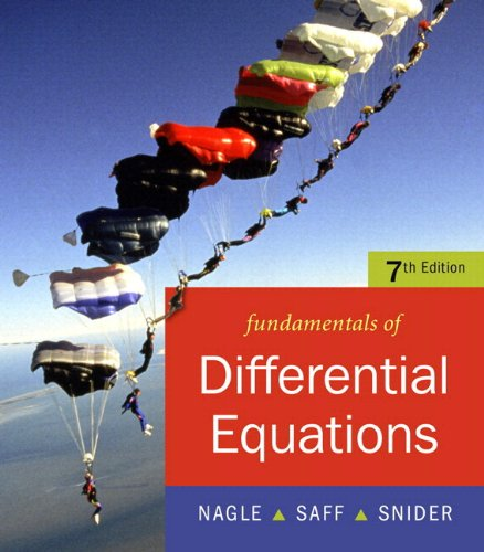 Fundamentals of Differential Equations bound with IDE CD (Saleable Package) (7th Edition)