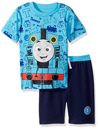 Nickelodeon Girls' Toddler Thomas Sleeve tee Shirt and