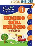 #10: 1st Grade Reading Skill Builders Workbook: Activities, Exercises, and Tips to Help Catch Up, Keep Up, and Get Ahead (Sylvan Language Arts Workbooks)