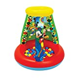 Mickey Mouse Club House Disney Follow Mickey Playland Set with 15 Balls