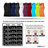 Hoter Mens Body Shaper Slimming Vest, Men's