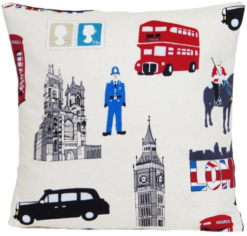 Cushion Booth (London Capital Decorative Pillow Case British Design Big Ben Cushion Cover 16