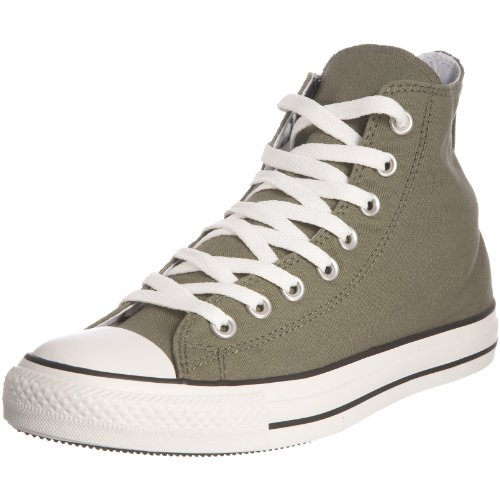 Converse AS Hi Seas. Can 122166 - Zapatillas de lona estilo bota unisex Verde