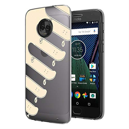 Jusinee Phone Case for Moto G6 Plus Skateboard Wheel for sale  Delivered anywhere in Canada