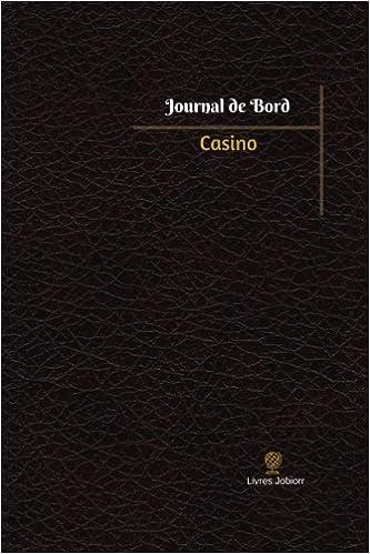 Amazon Com Casino Journal De Bord Registre 100 Pages 15