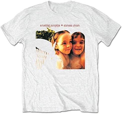 The Smashing Pumpkins  Men Short Sleeve Cotton T-Shirt Size S-234XL  KK050