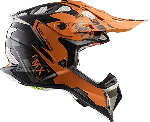 Amazon.com: LS2 Helmets Subverter Voodoo Unisex-Adult Off-Road-Helmet-Style Off Road MX Helmet: Automotive