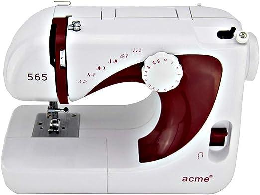 Hogar Máquina de coser portable, eléctrico Heavy Duty Coser ...