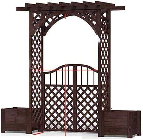 HLZY Muebles de jardín Arco Decoración Jardín de los Arcos ...