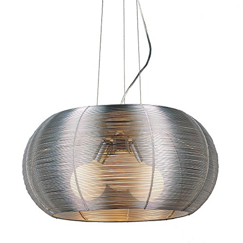 Modern Stainless Steel Pendant Lights in US - 5