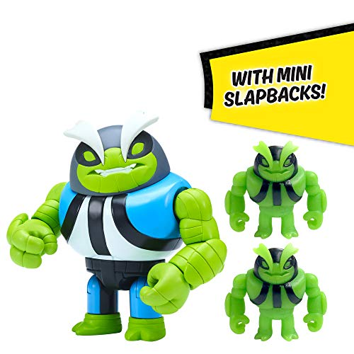 Ben 10 Slapback Action Figure (Upgrade Ben 10)