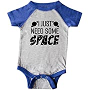 inktastic - I Just Need Some Space Infant Creeper Newborn Heather and Royal