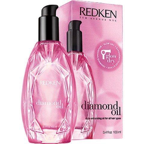 REDKEN Diamond Oil Glow Dry Style Enhancing Oil (100ml) (Oil Diamonds)