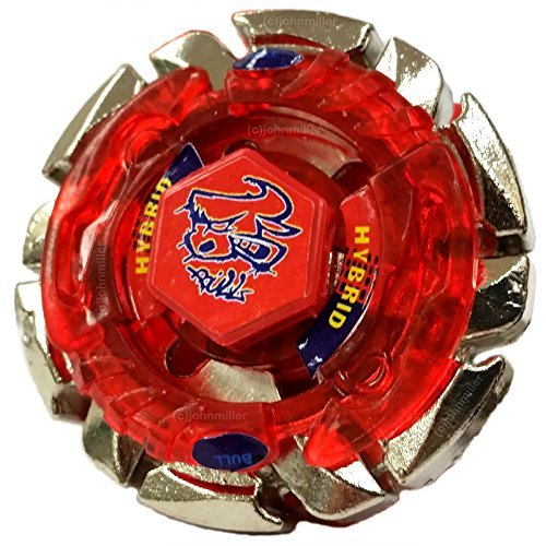 Dark Bull H145SD Metal Fusion 4D Beyblade BB-40 - USA (Dark Fusion)