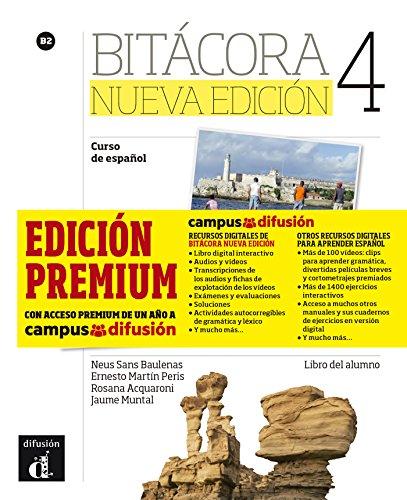 Bitácora Nueva edición 4, versión Premium