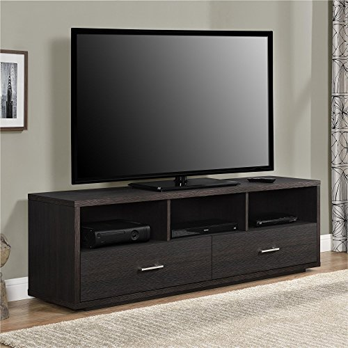 Ameriwood Home Clark TV Stand for TVs up to 70'', Espresso by Ameriwood Home (Image #2)