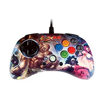 Mad Catz - Fightpad Street Fighter X Tekken SD Poison (Xbox 360)
