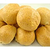 Low Carb Dinner Rolls (20 Rolls) - Fresh Baked - LC Foods - All Natural - No Sugar - High Protein - Diabetic Friendly