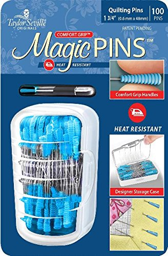 ghi 21739 Taylor Seville Magic Pins, Multicolor