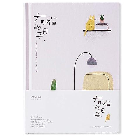 Amazon.com: Cute planificador de gatos páginas de color ...