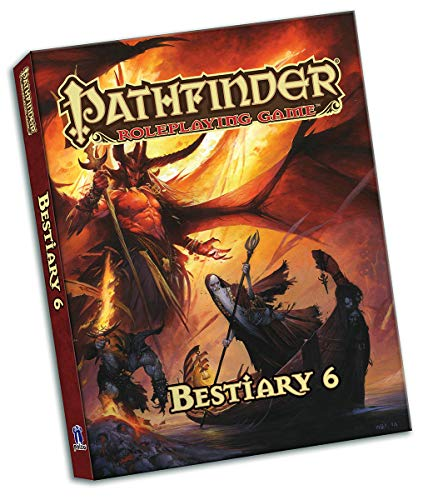 Pdf Science Fiction Pathfinder Roleplaying Game: Bestiary 6 Pocket Edition