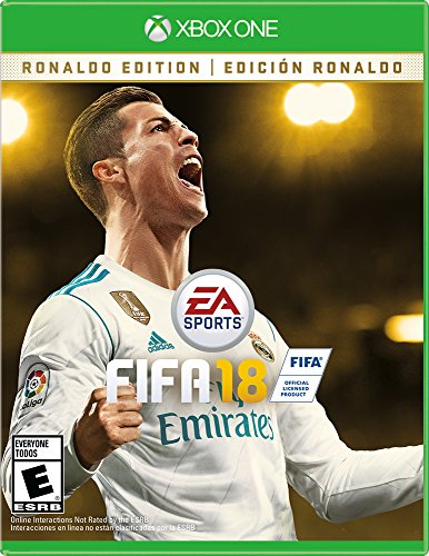 FIFA 18 - Ronaldo Edition - Xbox One [Digital Code] by Electronic Arts