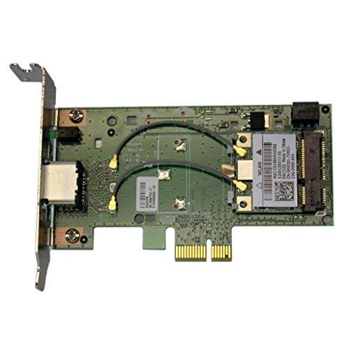 New Dell DW1520 KVCX1 8VP82 Wireles Low Profile PCI-e Card w/ RU297 WX492 Antena by Dell (Image #3)