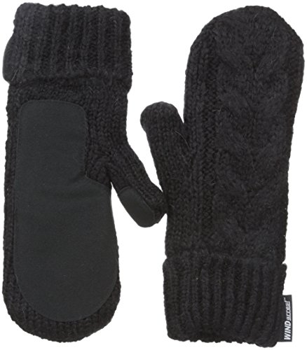 (Outdoor Research Women's Pinball Mittens, Black, Large)
