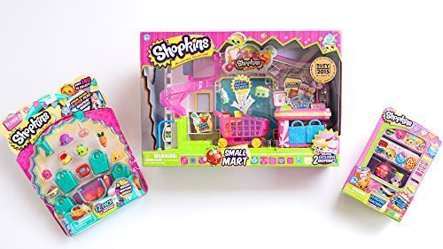 Shopkins Season 3 Ultimate Shopping Bundle by Shopkins