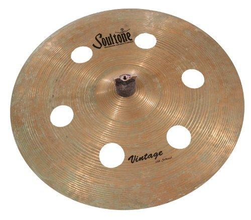 Soultone Cymbals VOSP-CHN17FXO6-17 Vintage Old School Patina FXO 6 China [並行輸入品]   B07M6CZQZ8