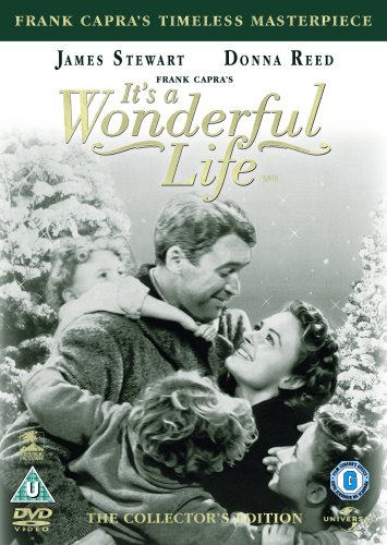 It's A Wonderful Life [DVD] (Its A Wonderful Life Miracle On 34th Street)