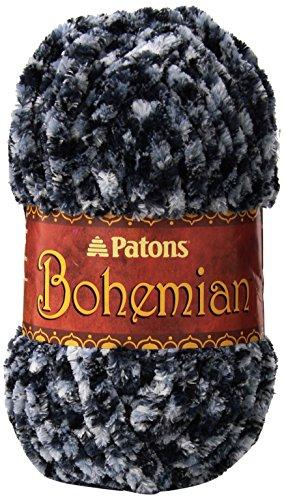 (Spinrite Bohemian Yarn, Hypnotic Haze)