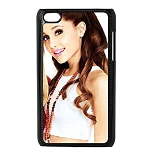 Customize American Famous Singer Ariana Grande Back Case for ipod Touch 4 JNIPOD4-1436